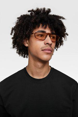Zara Gafas de sol rectangulares