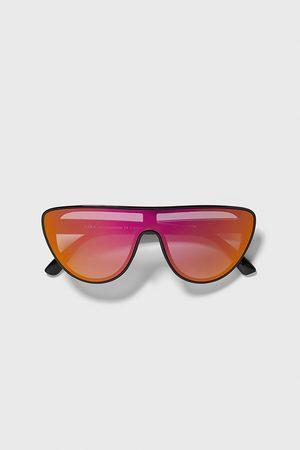 Zara Gafas de sol espejo