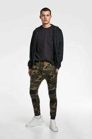 Pantalones Y Jeans de hombre Zara pantalon camuflaje ¡Compara ahora ... a404d2c5d142