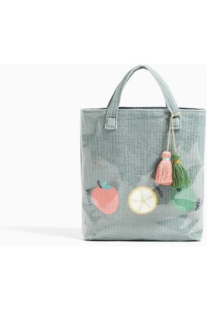 Zara Mini shopper frutas vinilo