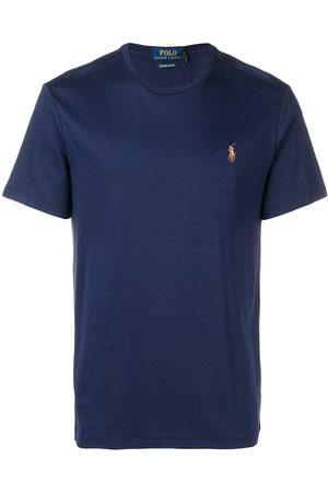 Ralph Lauren Camiseta con logo bordado