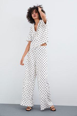 Zara Camisa efecto arrugado