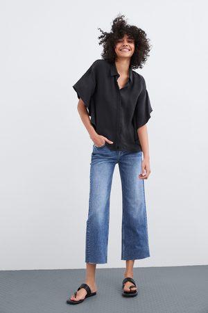 Zara Camisa fluida