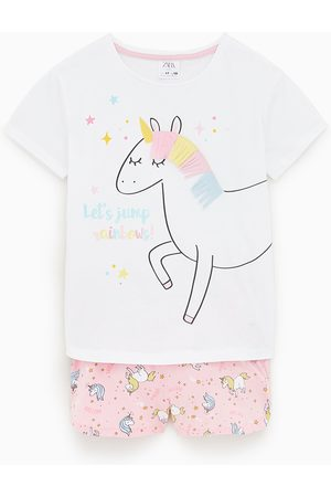 Zara Pijama unicornio