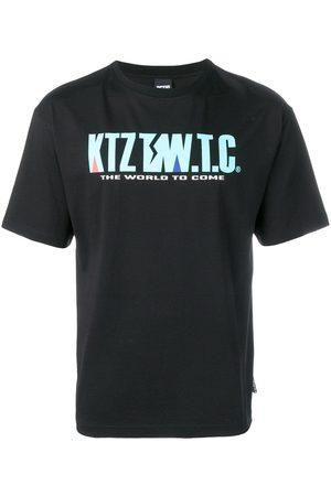 KTZ Playera estampada