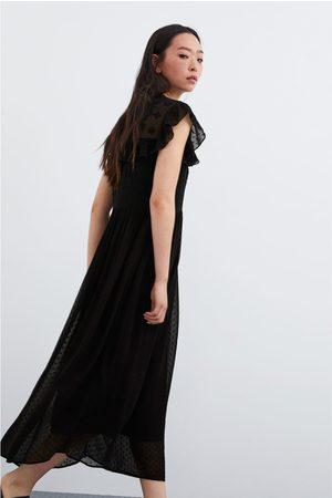 brillo encantador mejor selección de 2019 en venta Vestido plumeti combinado