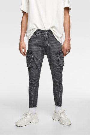 Zara Jeans cargo