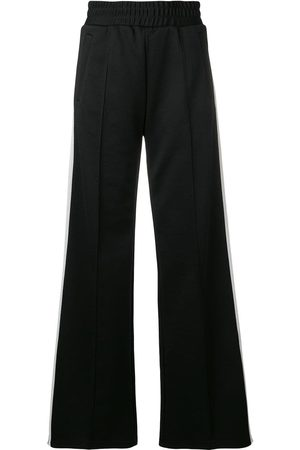 OFF-WHITE Pants anchos con raya lateral
