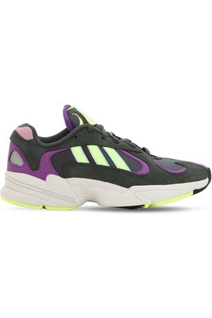 """adidas Sneakers """"yung-1"""" De Piel Y Malla"""
