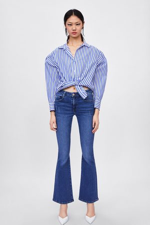 Zara Mujer Acampanados - Jeans z1975 flare