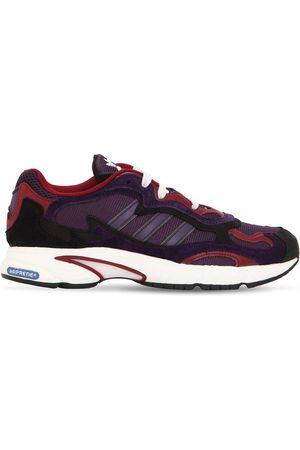 """adidas Sneakers """"temper Run"""" De Piel Y Malla"""