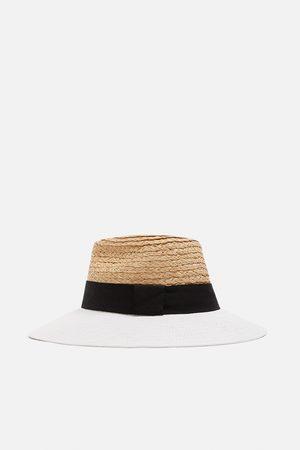 Zara Sombrero bicolor