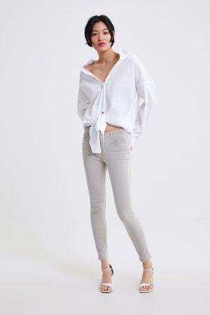 Zara Jeans zw premium skinny ice stone