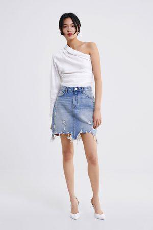 Zara Falda zw premium mini sunset blue