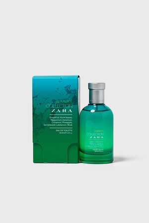 Zara Summer collection 100 ml