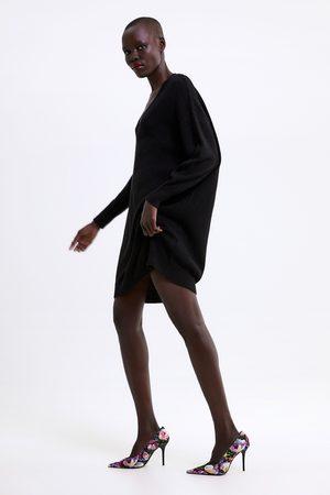 Zara Jersey largo punto