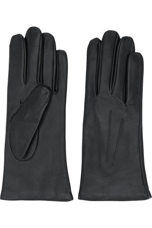N.PEAL Guantes con forro
