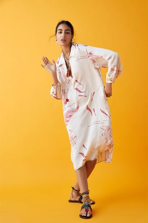 Zara Studio vestido estampado edición limitada