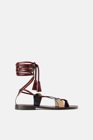 Sandalias Al Compra Ahora Precio Mujer Mejor Zara Y Tienda De ¡compara vnwm80NO