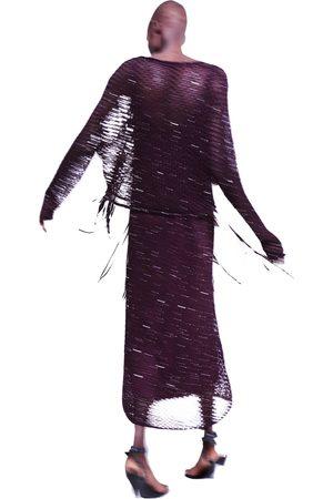 Zara Vestido flecos lentejuelas