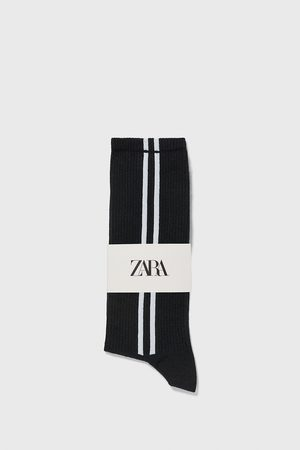 Zara Calcetín bandas laterales