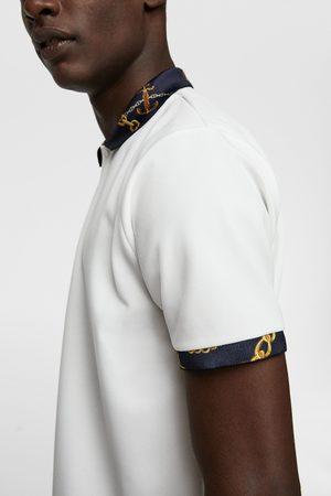 Zara Polo rib cadenas