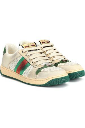 Gucci Mujer Tenis - Screener leather sneakers