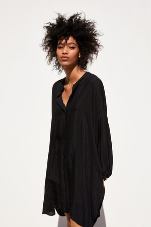 Zara Camisa oversize