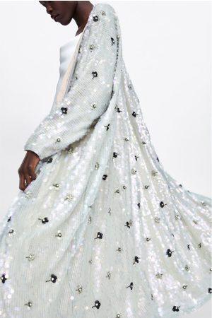 Zara Abrigo pedrería edición limitada