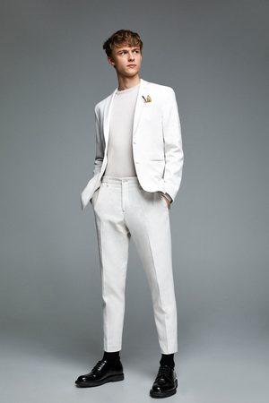 Zara Blazer traje rústico