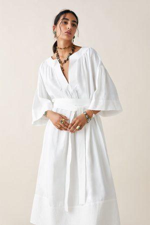 Zara Studio túnica oversize edición limitada