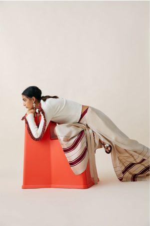 Zara Studio pantalón pareo edición limitada