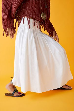 Zara Studio falda pareo edición limitada
