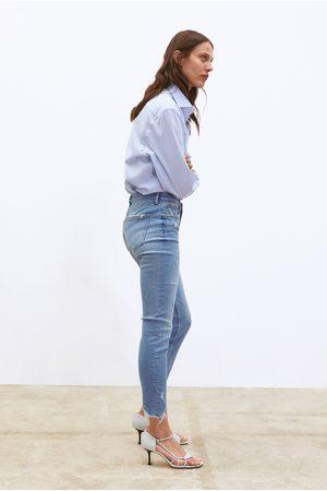 Zara Jeans zw premium skinny laguna blue