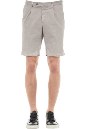 GTA Shorts De Gabardina Stretch