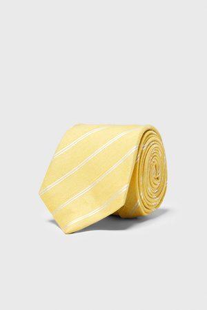 Zara Hombre Corbatas - Corbata ancha rayas