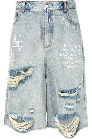 HACULLA Hombre De mezclilla - Shorts de mezclilla Some Real New York