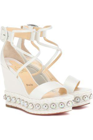 727610c1cbbf8 Sandalias de mujer Christian Louboutin moda zapatos ¡Compara ahora y compra  al mejor precio!