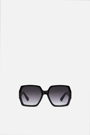 9e1d63d045 Accesorios de mujer Zara lentes oscuros moda ¡Compara ahora y compra ...