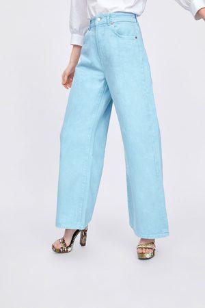 Zara Jeans zw premium marine straight mellow blue