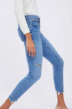 Zara Jeans zw premium skinny nusa blue