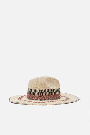 Zara Sombrero rústico edición limitada