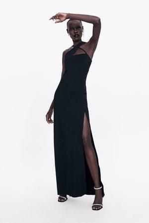 Zara Vestido tirante cruzado edición limitada