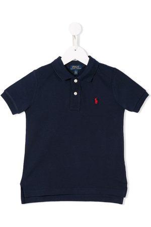 Ralph Lauren Polos - Playera tipo polo con logo bordado
