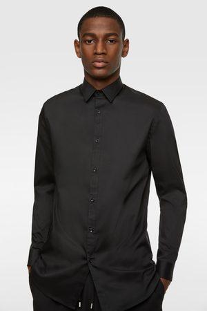 Zara Camisa superslim