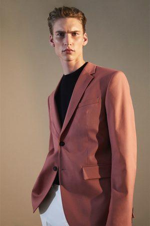 Zara Blazer conjunto color