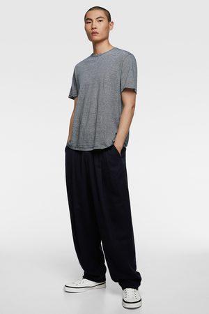 Zara Camiseta rayas