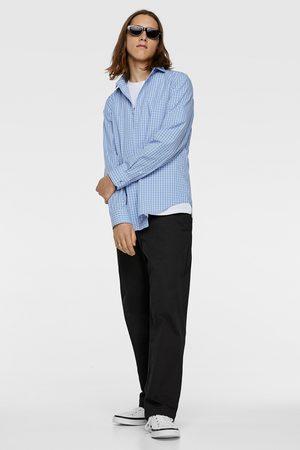 Zara Camisa cuadros easy care