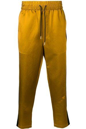 Ami Pants con bandas laterales en contraste
