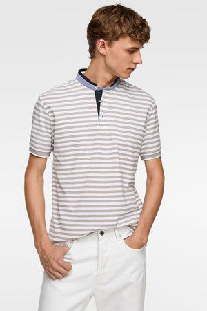 Zara Polo rayas combinado